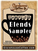 Blends Roast Sampler