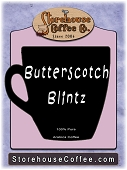 Butterscotch Blintz
