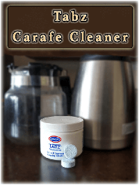 Tabz Carafe Cleaner