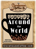 Around the World Sampler