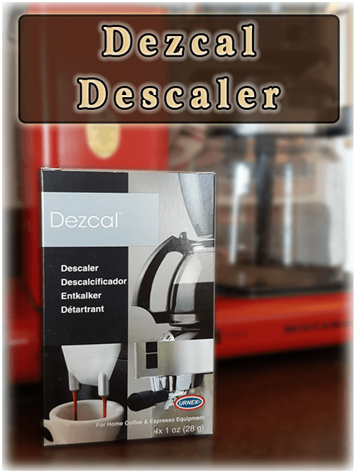 Dezcal - Coffee Machine Descaler