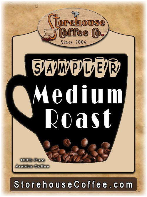 Medium Roast Sampler